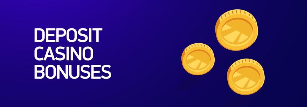 Deposit Casino Bonuses by PWACasinos.com