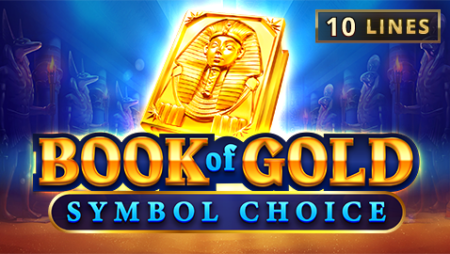 Book of Gold: Symbol Choice Slot Review