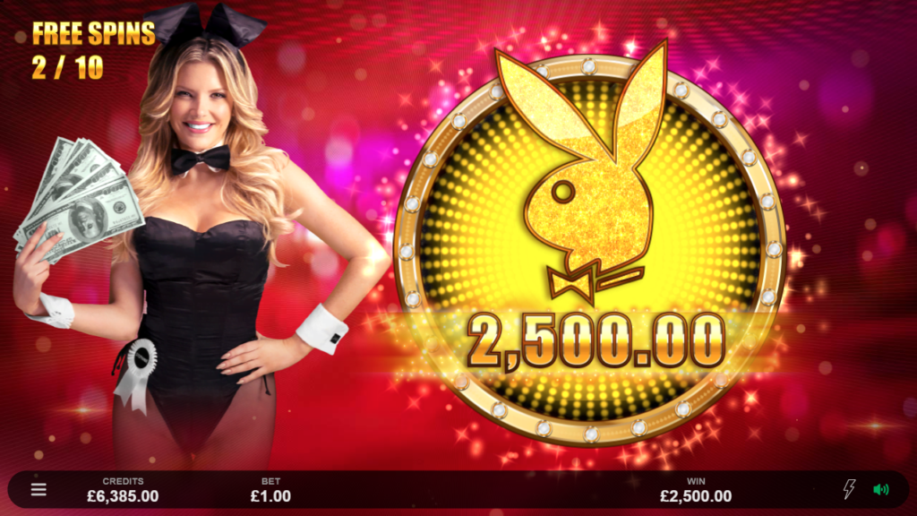 Slot Game Review - playboy gold jackpots